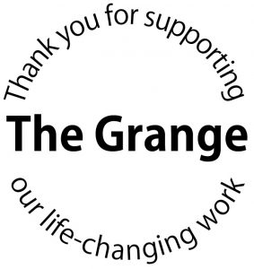 Thank you for supporting our life-changing work