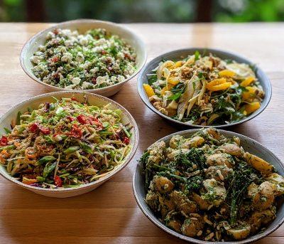 Spring Seasonal Salads