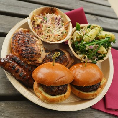 Weekend BBQ selection
