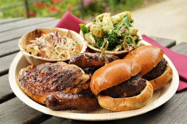 Weekend BBQ selection for two